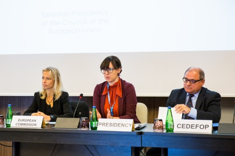 The Meeting of Directors General for Vocational Education and Training